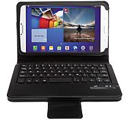 Недорогие -Защитный чехол для Samsung Galaxy Tab 3 8.0 T3100 с беспроводной Bluetooth клавиатурой