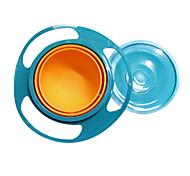 Недорогие -Гравитация не Bowl влагозащищенной Дети Закуски Блюдо с крышкой не беспорядок Посудомоечная машина