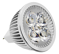 cheap -4W LED Spotlight 380-420 lm Warm White Natural White K DC 12 V