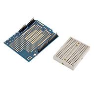 Недорогие -Прототип щит protoshield ж / мини макетной плате для (для Arduino)