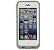 Военный стандарт Ультратонкий 6,6 футов водонепроницаемый футляр с Салфетка из микрофибры для iPhone 5/5S