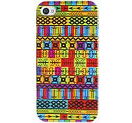 Pfeilspitzen Pattern Hard Case für iPhone 4/4S