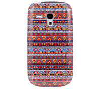 cheap -Nationality Style #005 Pattern Plastic Hard Back Case Cover for Samsung Galaxy S3 Mini I8190