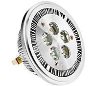 G53 Focos LED 5 LED de Alta Potencia 420-450 lm Blanco Cálido 3000-3500 K AC 85-265 V