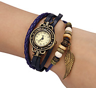 Women's Watch Bracelet Bohemian Wing Pendant  Cool Watches Unique Watches Fashion Watch Strap Watch