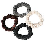 Недорогие -Мода многоцветный Ткань связи волос для женщин (черный, хаки и многое другое)