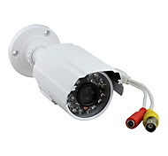 cheap -700TVL 1/4 CMOS IR-CUT(Day and night switching function) cctv Outdoor waterproof infrared camera YS-6624CC