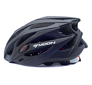 Недорогие -MOON Жен. Муж. Универсальные Велоспорт шлем 25 Вентиляционные клапаны Велоспорт Горные велосипеды Шоссейные велосипеды Велосипедный спорт