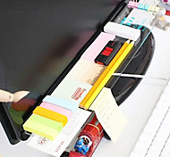 cheap -Creative DIY Display Transparent Storage Rack For School / Office
