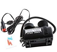 Недорогие -Портативный автомобиля / автоматического 12V электрический воздушный компрессор / шин Надувное 300 psi