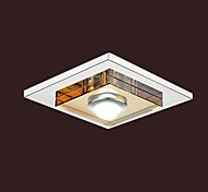cheap -UMEI™ Flush Mount Ambient Light - Mini Style, 90-240V, Warm White / White, LED Light Source Included / 20-30㎡ / LED Integrated
