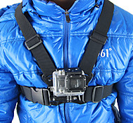 Chest Harness For Action Camera Gopro 5 Gopro 4 Gopro 4 Session Gopro 4 Silver Gopro 4 Black Gopro 3 Gopro 2 Gopro 3+ Gopro 1 MEE +3 MEE
