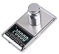 200G*0.01G Mini Digital Scale Pocket Jewelry Scale Portable Electronic Jewellery Diamond Scales