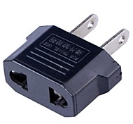 EU / AU / UK Socket para EUA Plug AC Plug Power Adapter (2,5 ~ 250V)
