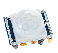 cheap -HC-SR501 Adjust IR Pyroelectric Infrared PIR Motion Sensor Detector Module