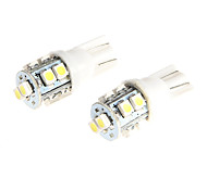cheap -10 1210 SMD LED Bulb Lamp White Color for Motorcycle 2PCs