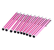 cheap -10 Pieces Packed Clip on Rose Stylus Touch Screen Pen for iPad and Others