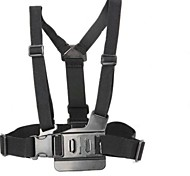 Chest Harness Straps Shoulder Strap Mount / Holder For Action Camera Gopro 5 Gopro 3 Gopro 3+ Gopro 2 Auto Military Snowmobiling Aviation