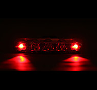 Bike Lights Rear Bike Light LED Cycling Waterproof LED Light AAA Lumens Battery Cycling/Bike-MOON