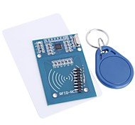 Rfid-Rc522 Rfid Module Rc522 Kits S50 13.56 Mhz 6Cm With Tags Spi Write & Read For Raspberry Pi