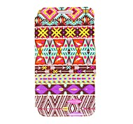 Kinston Colorful Lace Pattern PU Leather Full Body Case with Stand for Sony L36h(Xperia Z)