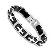 Stainless Steel Bracelets Fashion Jewelry Steel 210mm 304 Stainless Steel Men's Bracelets Christmas Gifts