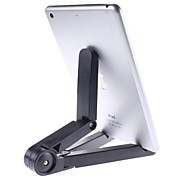 abordables -le support réglable pour ipad air 2 ipad mini-3 mini-ipad 2 ipad mini-ipad air ipad 4/3/2/1 (noir)