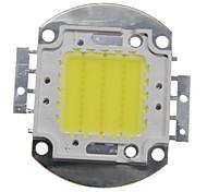 zdm ™ 30w alta potência quadrado branco frio integrado módulo de LED (dc 32-35v)