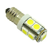 cheap -2pcs E10 Car Light Bulbs 1W W SMD 5050 100lm lm LED Interior Lights Foruniversal