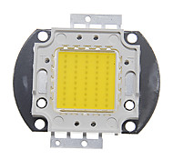 abordables -4000-5000 Chip LED Aluminio 50 W