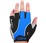 Nuckily Sports Gloves Bike Gloves / Cycling Gloves Breathable Wearproof Anti-skidding Shockproof Fingerless Gloves Spandex Lycra Cycling