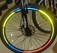 Велосипедные фары отражатели безопасности Велоспорт Отражающая поверхность Люмен Велосипедный спорт
