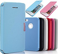 economico -Custodia Per iPhone 4/4S Apple Integrale Resistente pelle sintetica per iPhone 4s/4