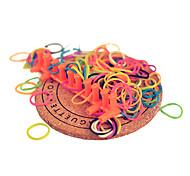 наборы для радужной красочных ткацкий станок (резинкой случайных шт, утилизация крючком, крючок ReCycle S)