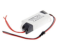 cheap -0.3A 13-18W DC 35-70V to AC 85-265V External Constant Current Power Supply Driver for LED Panel Lamp