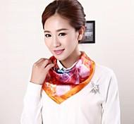 новое прибытие стиль живописи пятно площадь равномерное шарф женщин