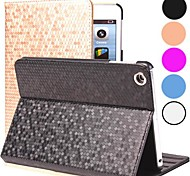 DSD® Luxury Supper Slip Diamante Auto Sleep/Wake Up PU Leather Full Body Case  for iPad 2/3/4