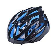 abordables -MOON Casco de bicicleta CE EN 1077 Ciclismo 25 Ventoleras Montaña Ciclismo de Montaña Ciclismo de Pista Ciclismo Recreacional Ciclismo