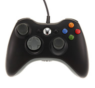Wired Dual Shock Controller for Xbox 360