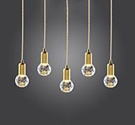 Rétro Moderne/Contemporain Lampe suspendue Pour Salle de séjour Chambre à coucher Salle à manger Bureau/Bureau de maison Couloir Ampoule