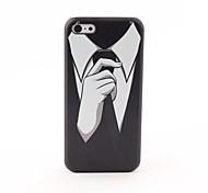 галстук стиль Защитный чехол для iPhone 5с