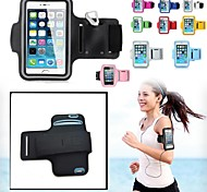 cheap -Trendy Sports Running Jogging Gym Armband Full Body Case for iPhone 6/Galaxy S3/S4(Assorted Color)