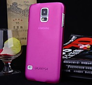 abordables -Pure Color Ultrathin PC Case for Samsung Galaxy S5 I9600 (Assorted Colors)