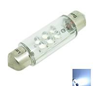 baratos -Festoon Carro Caminhões e Reboques Branco 1W LED Dip 6500-7000 Luz de Leitura Luz de Matricula Foco