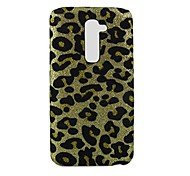 Leopard Print Design Pattern Hard Case for LG G2 Cases / Covers for LG