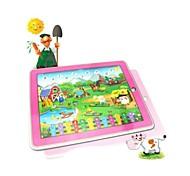 Недорогие -Happy Farm планшет машинного обучения Развивающие игрушки (ramdom цвет)