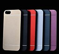Элегантный дизайн алюминиевого защитный чехол для iPhone 6 (разных цветов)