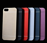 elegantes Design Aluminium-Schutzhülle für iPhone 6 (verschiedene Farben)