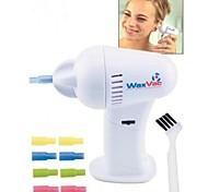 nueva novedad de la marca de seguridad limpieza limpiador del oído eléctrica utilizada para el cuidado del oído