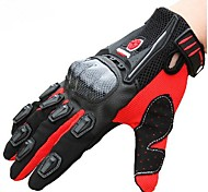 Full Finger Nylon Mesh EVA Lycra Mesh Nylon Cotton Motorcycles Gloves
